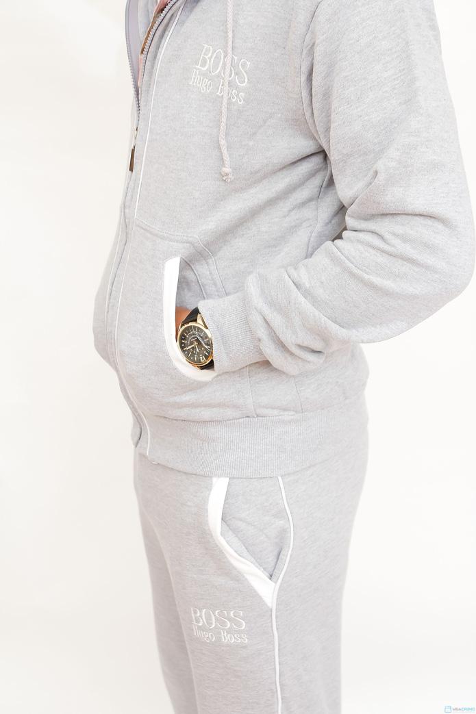 bộ đồ nỉ thể thao cao cấp cho nam - 4