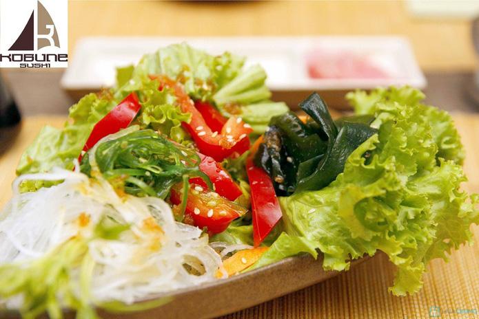 Set ăn 2 người tại nhà hàng Nhật Bản Kobunesushi Royal - 7