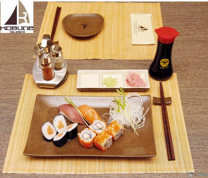 Set ăn 2 người tại nhà hàng Nhật Bản Kobunesushi Royal - 4
