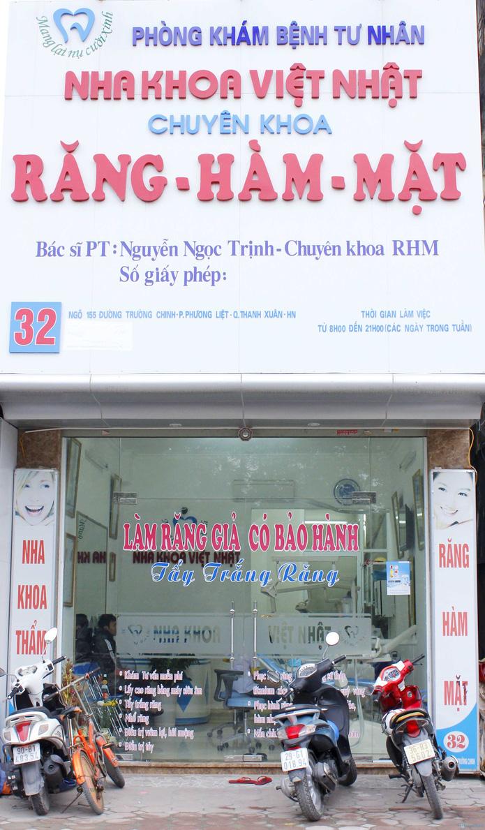 Hàn răng công nghệ cao tại Nha khoa Việt Nhật - 4