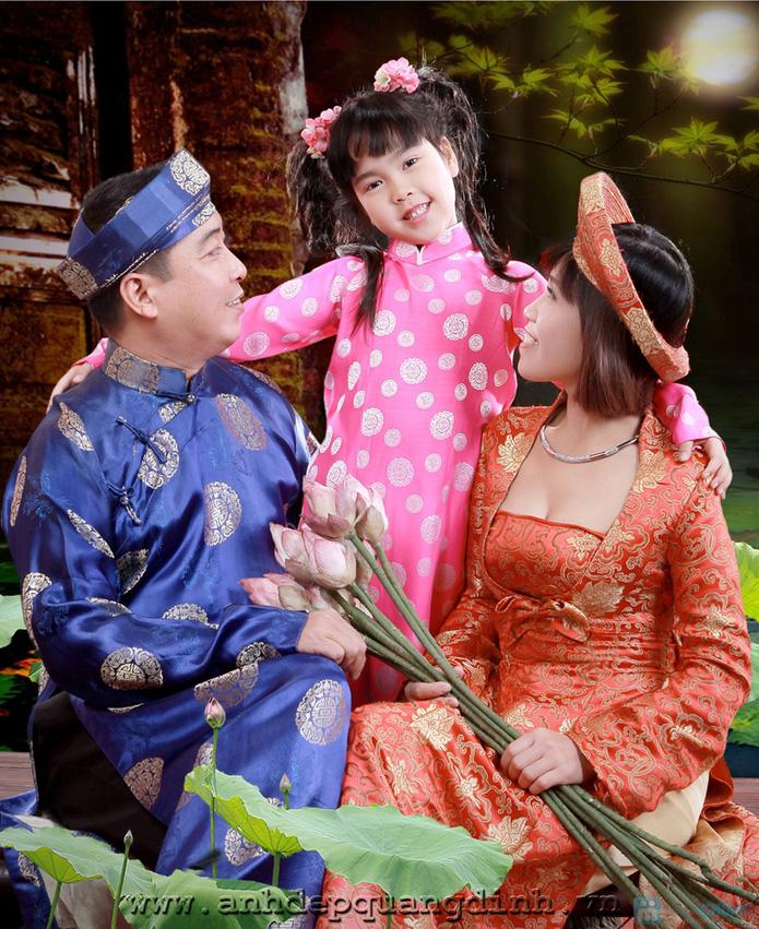 Chụp ảnh cho bé tại studio Ảnh đẹp Quang Định - 28