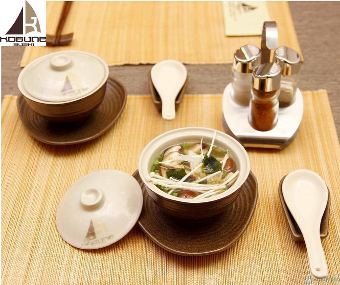 Set ăn 2 người tại nhà hàng Nhật Bản Kobunesushi Royal - 2