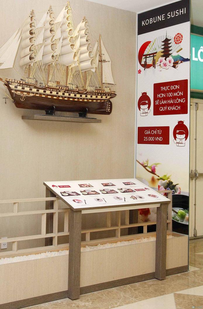 Set ăn 2 người tại nhà hàng Nhật Bản Kobunesushi Royal - 8