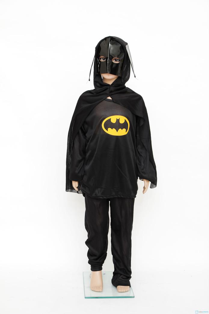 Bộ quần áo người nhện cho bé - 3