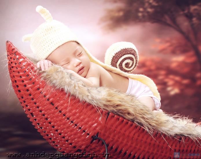 Chụp ảnh cho bé tại studio Ảnh đẹp Quang Định - 2
