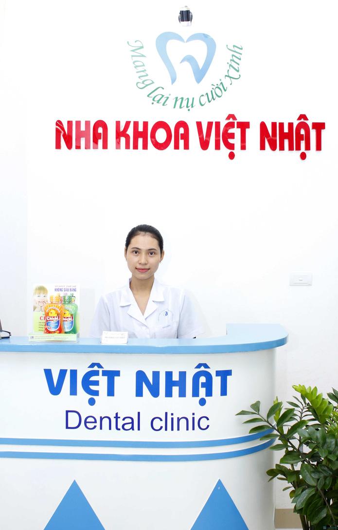 Hàn răng công nghệ cao tại Nha khoa Việt Nhật - 5