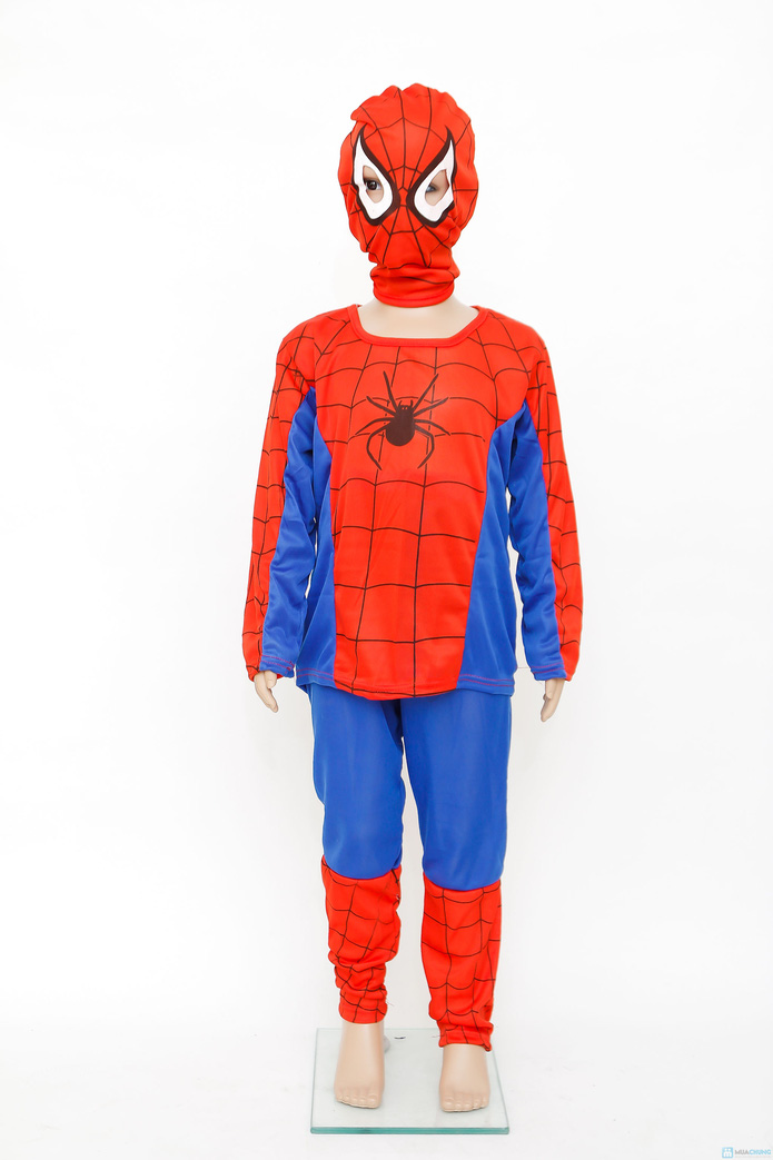 Bộ quần áo người nhện cho bé - 1