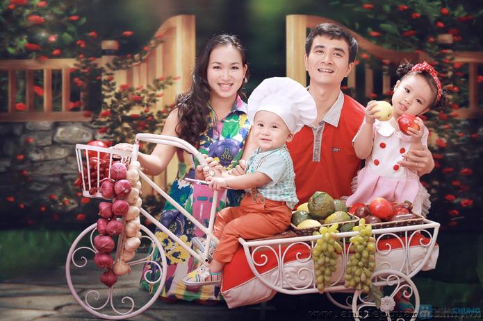 Chụp ảnh cho bé tại studio Ảnh đẹp Quang Định - 18