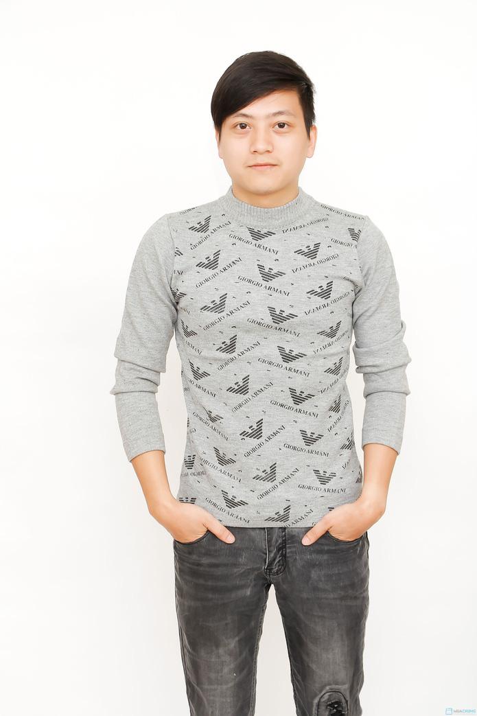 Áo len phong cách cho Nam - 2