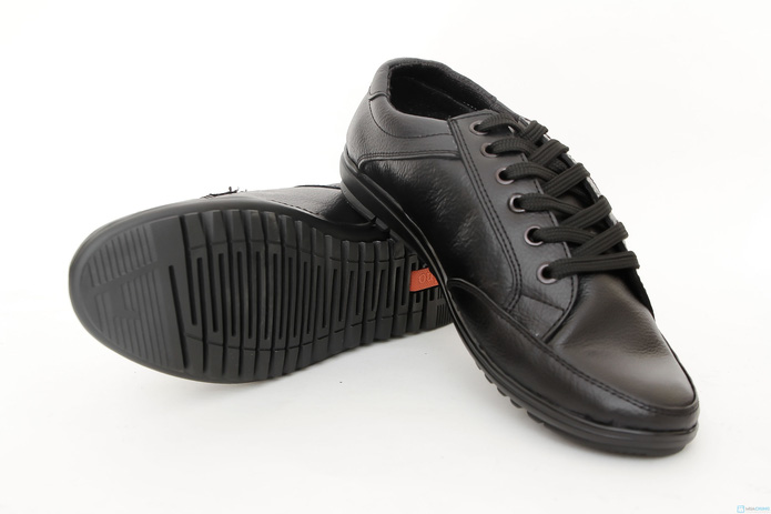 giày thể thao nam da bò thật - 2