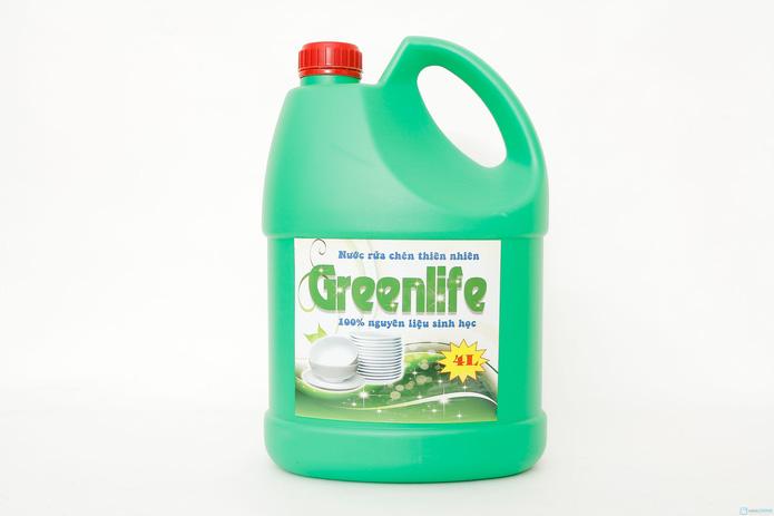 Nước rửa chén sinh học Green Life - 3