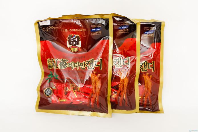 Combo 3 gói kẹo hồng sâm Hàn Quốc - 1