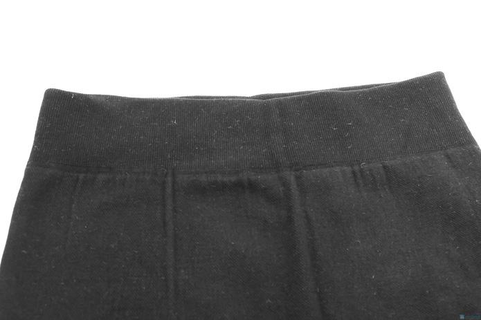 Quần legging co giãn lót lông - 6