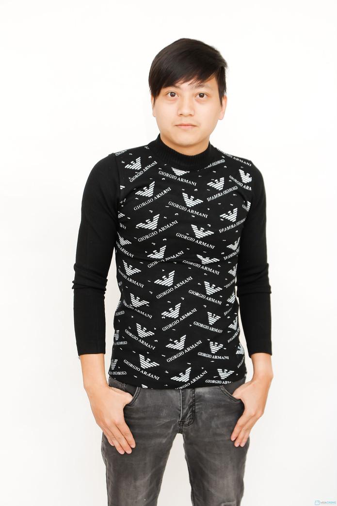 Áo len phong cách cho Nam - 1