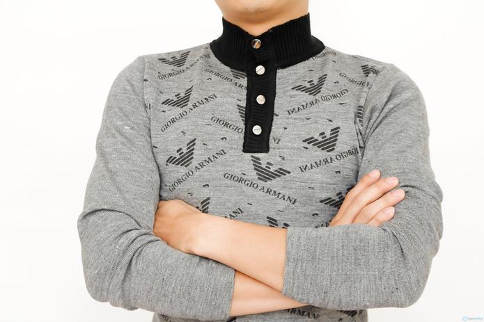 Áo len phong cách cho Nam - 6