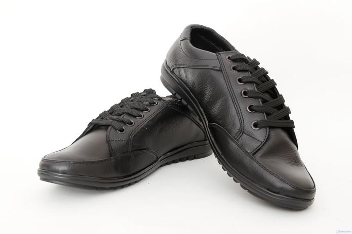 giày thể thao nam da bò thật - 1
