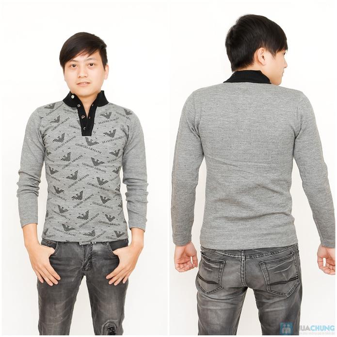 Áo len phong cách cho Nam - 7