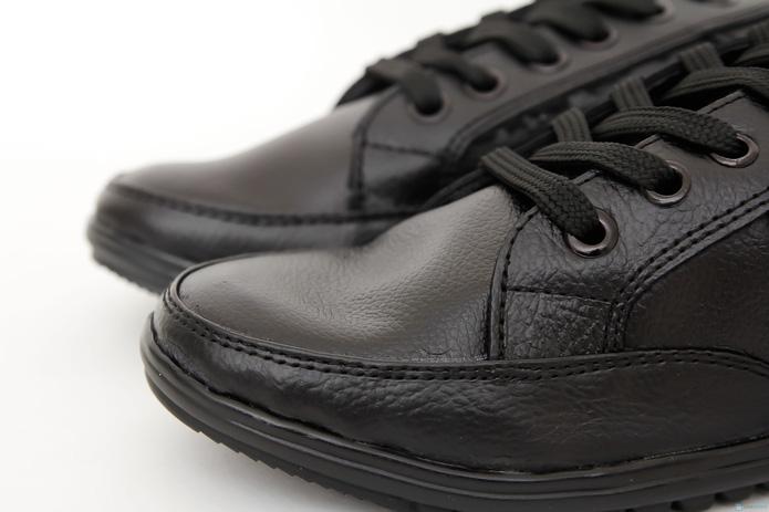 giày thể thao nam da bò thật - 3