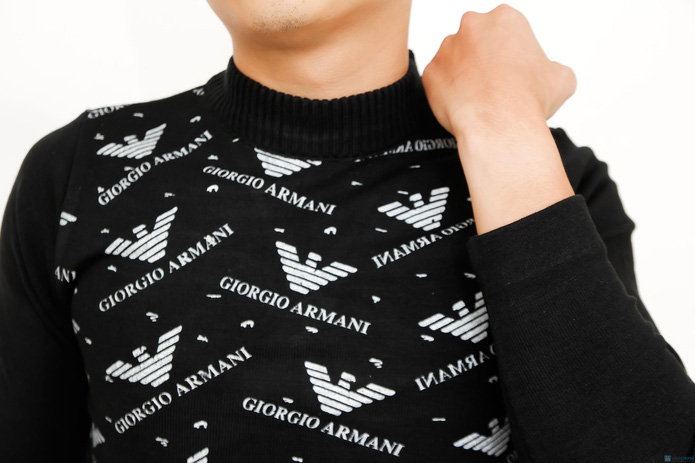 Áo len phong cách cho Nam - 5
