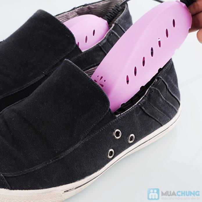 Máy sấy khô - khử mùi giày tiện dụng - 5
