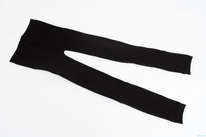 Combo 2 quần nỉ lót bông dầy ấm áp - 1