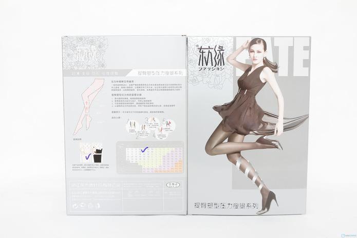 Quần tất Nhật gen chân hoàn hảo - 4