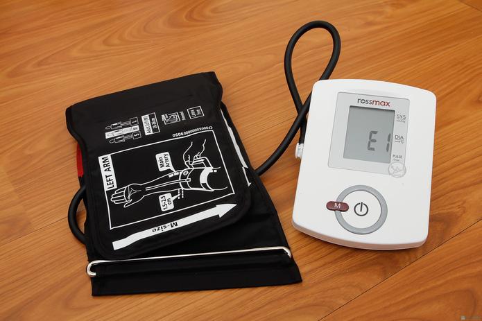 Máy đo huyết áp bắp tay Rosmax - 2