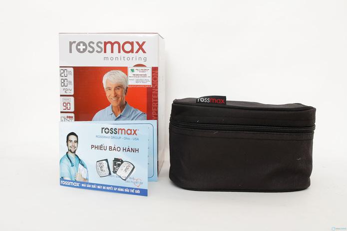 Máy đo huyết áp bắp tay Rosmax - 1