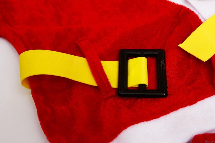 Bộ quần áo Ông già Noel đáng yêu cho bé - 2