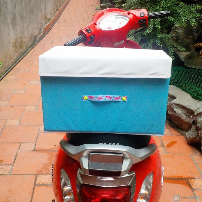 Combo 2 hộp đựng đồ handmade  - 8