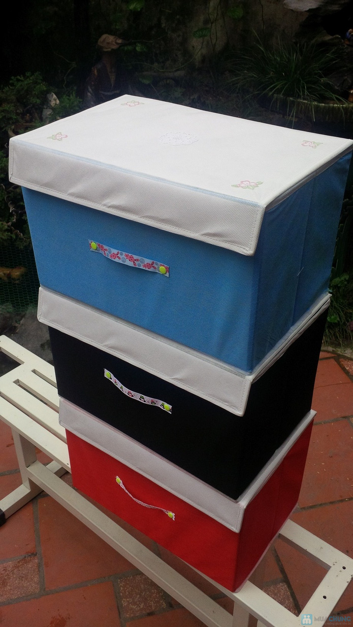 Combo 2 hộp đựng đồ handmade  - 4