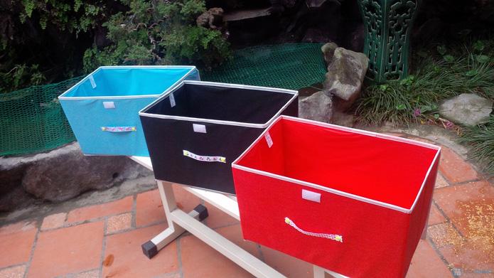 Combo 2 hộp đựng đồ handmade  - 3