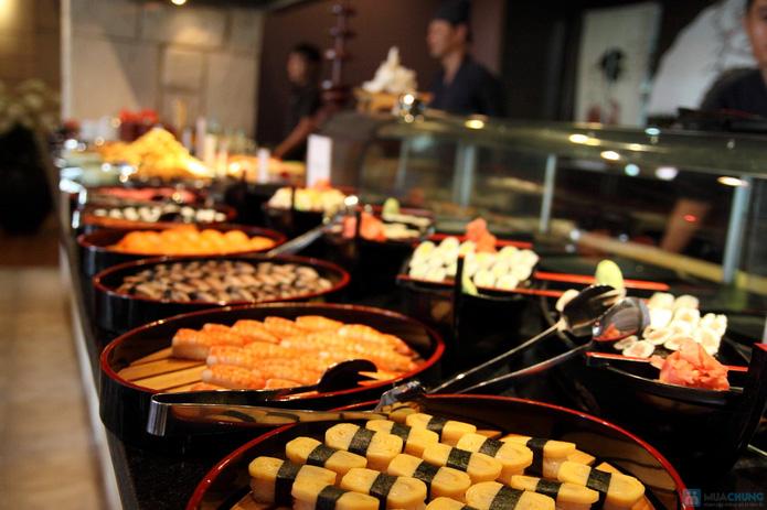 Khaisilk - Cham Charm International Buffet 130 món, tối thứ 3 đến thứ 6 - 4