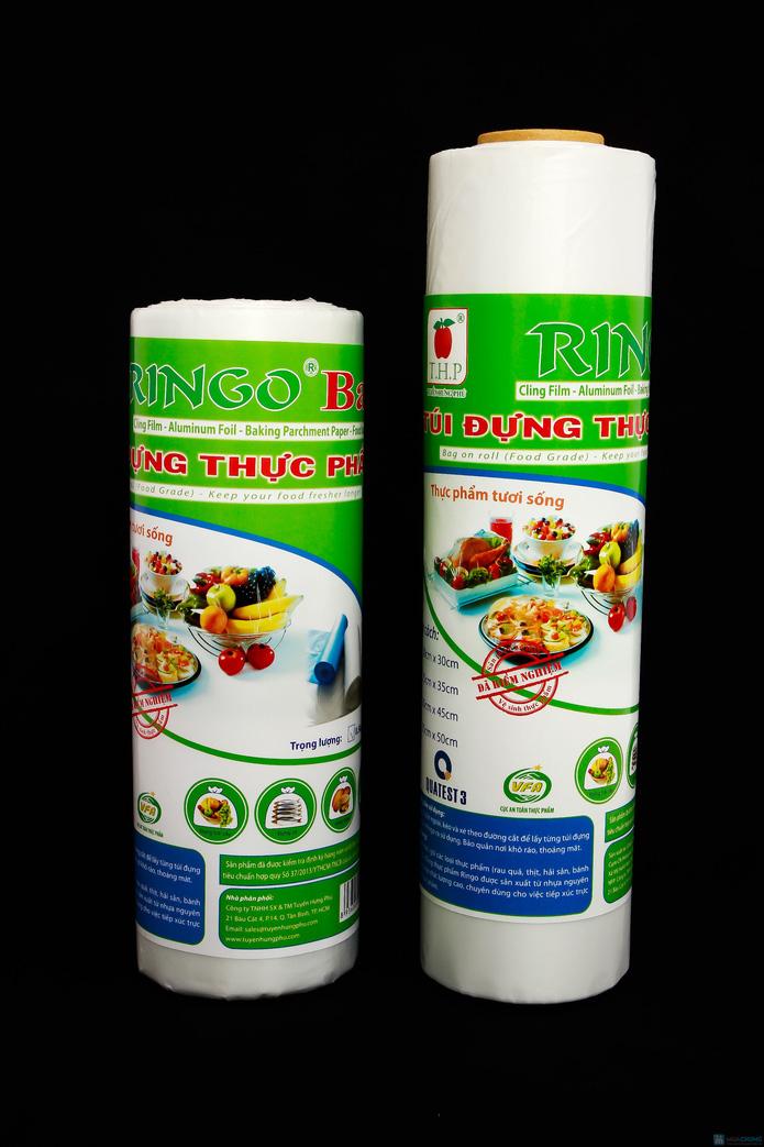 combo 2 túi đựng thực phẩm ringo ( 0,5kg/ 1 túi ) - 1