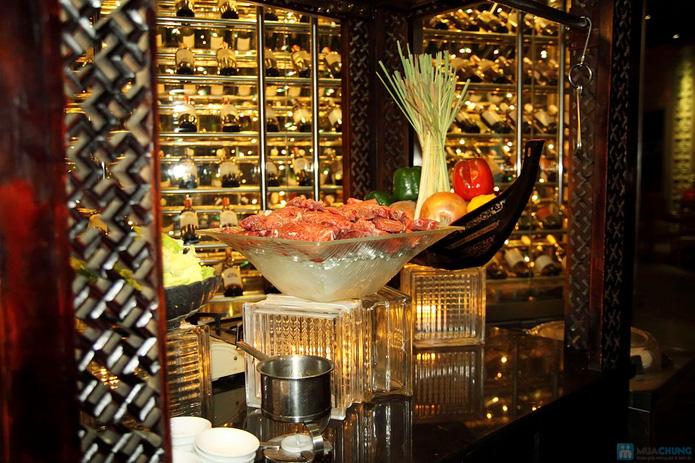 Khaisilk - Cham Charm International Buffet 130 món, tối thứ 3 đến thứ 6 - 3