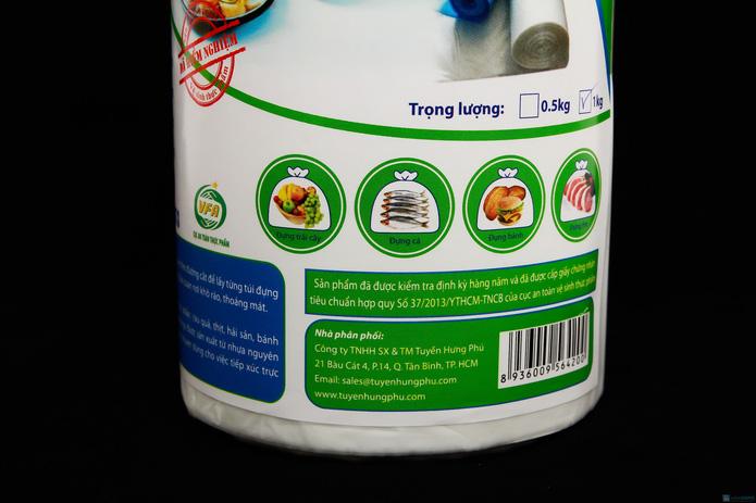 1kg túi đựng thực phẩm ringgo 20x 30cm - 2