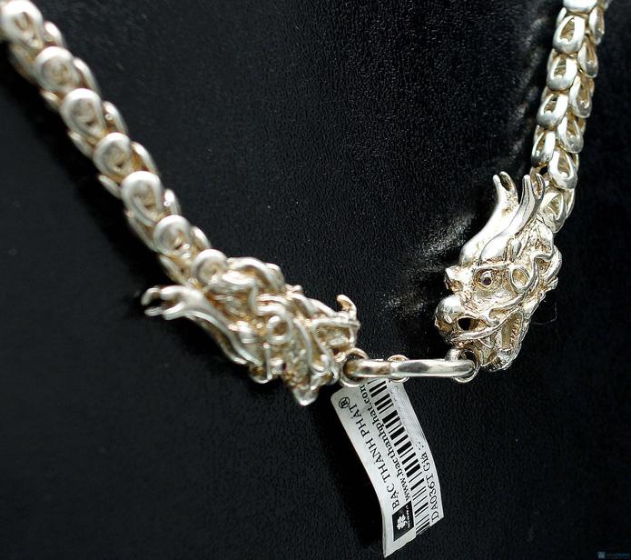 Nhẫn đôi bạc cao cấp Thành Phát - 28