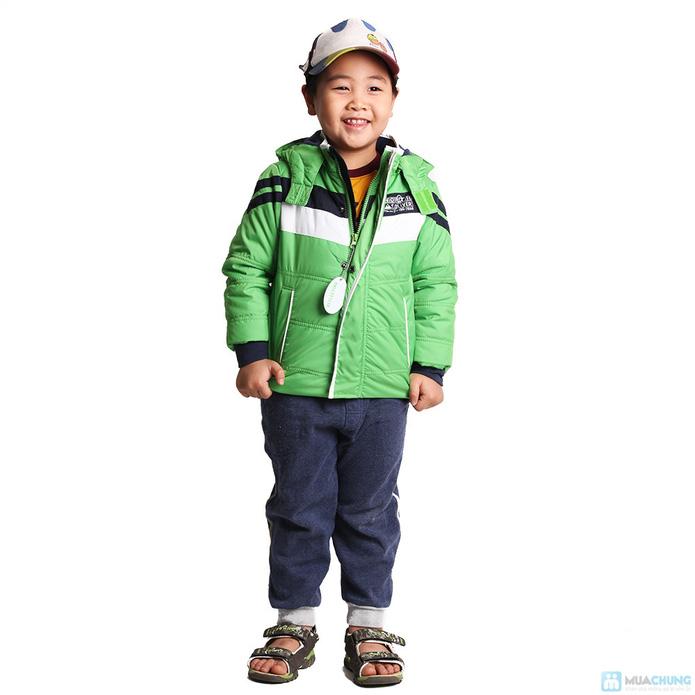 Áo phao trẻ em hàng Việt Nam xuất khẩu - 2