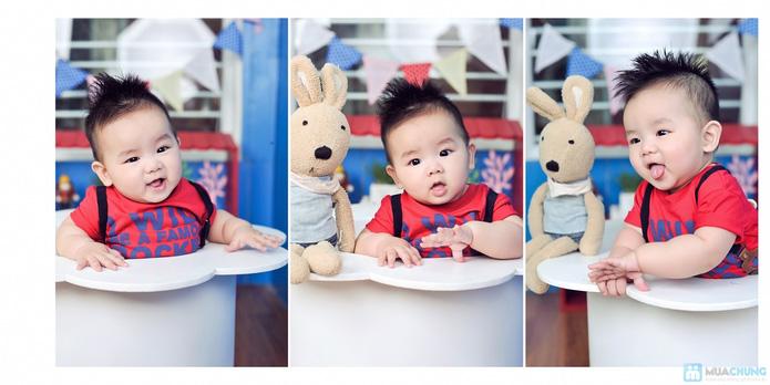Chụp ảnh và in lịch cho bé tại Phạm studio - 20
