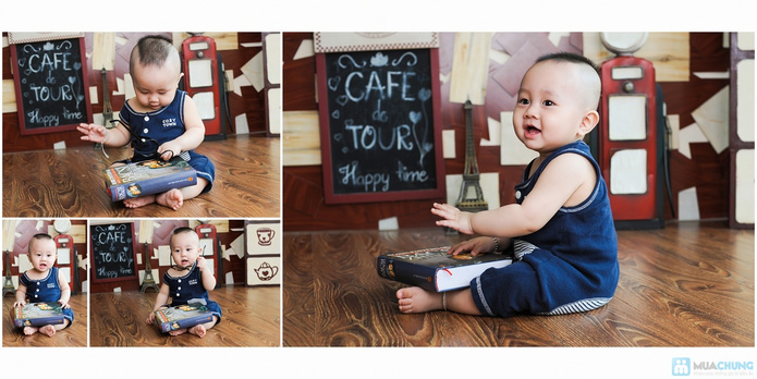 Chụp ảnh và in lịch cho bé tại Phạm studio - 11