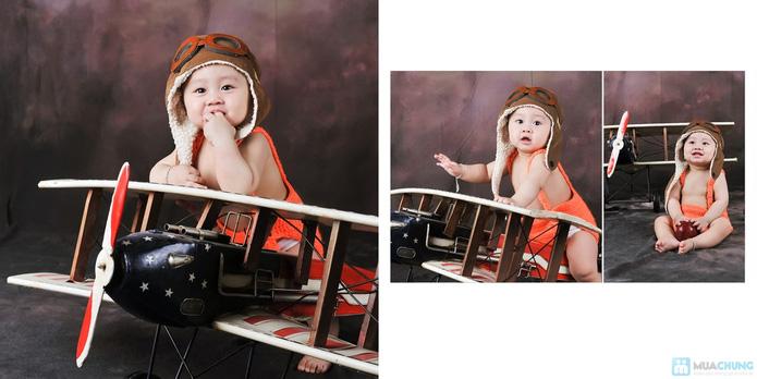 Chụp ảnh và in lịch cho bé tại Phạm studio - 30