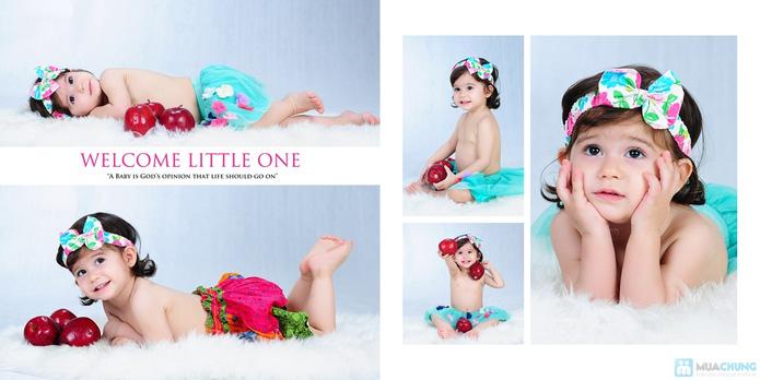 Chụp ảnh và in lịch cho bé tại Phạm studio - 10