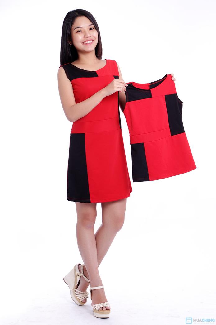 Combo đầm đôi cho mẹ và bé - 3