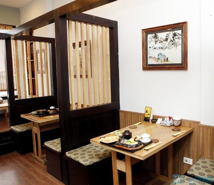 Set Nhật 1 người ăn trưa tại nhà hàng Tamaya - 1
