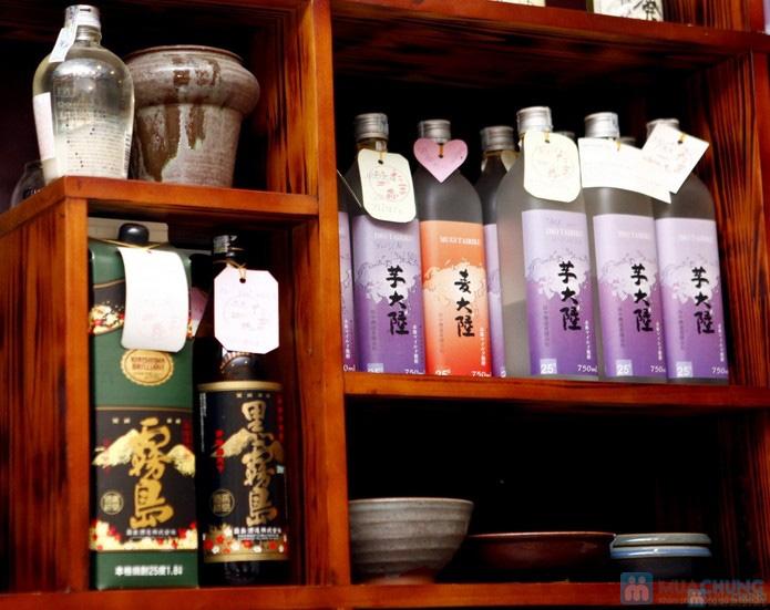 Set Nhật 1 người ăn trưa tại nhà hàng Tamaya - 2