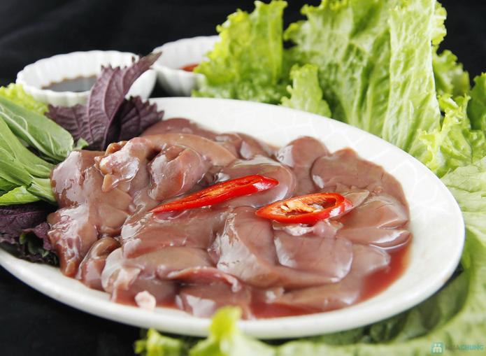 Buffet Nhà Hàng Lẩu Thái Siamese Royal City - 7