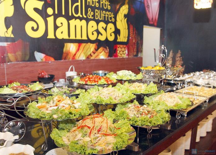 Buffet Nhà Hàng Lẩu Thái Siamese Royal City - 20