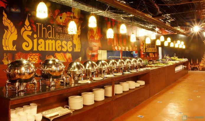 Buffet Nhà Hàng Lẩu Thái Siamese Royal City - 41