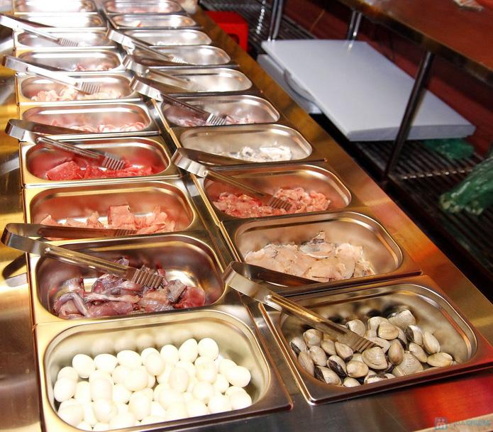 Buffet Nhà Hàng Lẩu Thái Siamese Royal City - 22