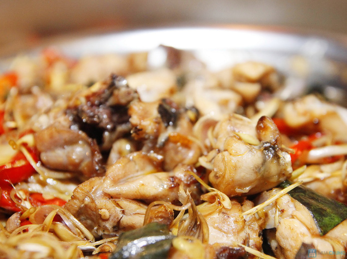 Buffet Nhà Hàng Lẩu Thái Siamese Royal City - 27